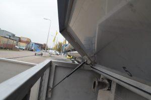 Tank ombouw uitlopen kist