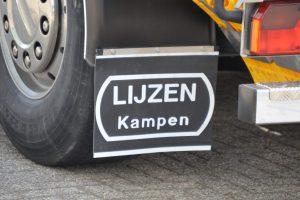 Lijzen-Tankoplegger-spatbord
