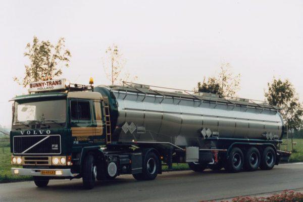 Tankoplegger-zwanenhals