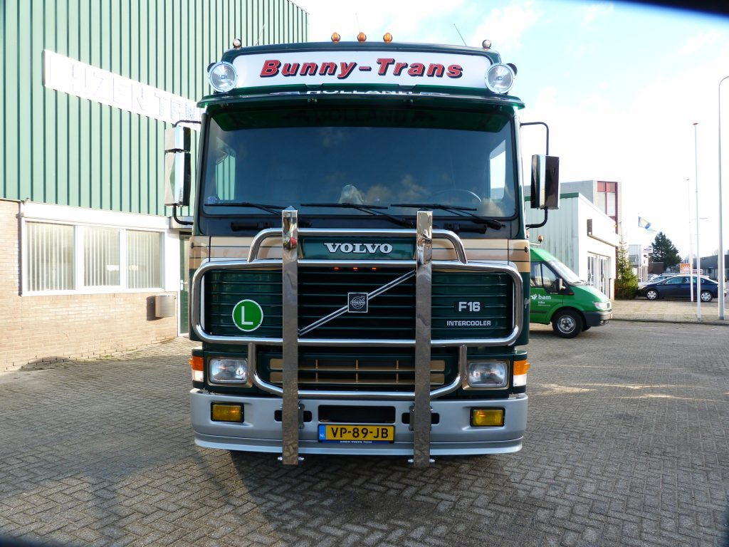 RVS bullbar Volvo